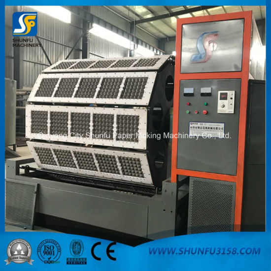 Paper Plate Making Machine Price Finished Paper Egg Tray Manufacturing for Sale & China Paper Plate Making Machine Price Finished Paper Egg Tray ...