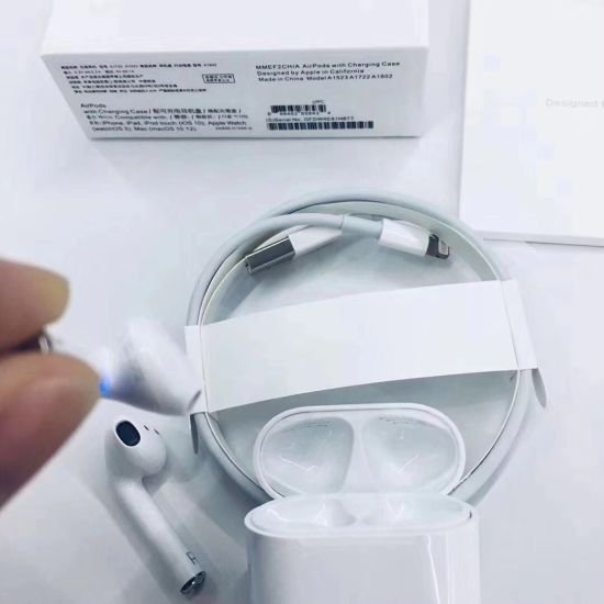1: 1 High Quality Same Sound Effect Earphone for Apple Airpods
