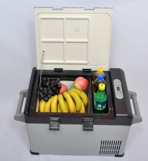 Portable DC Compressor Mini Car Freezer Car Freezer (42L)