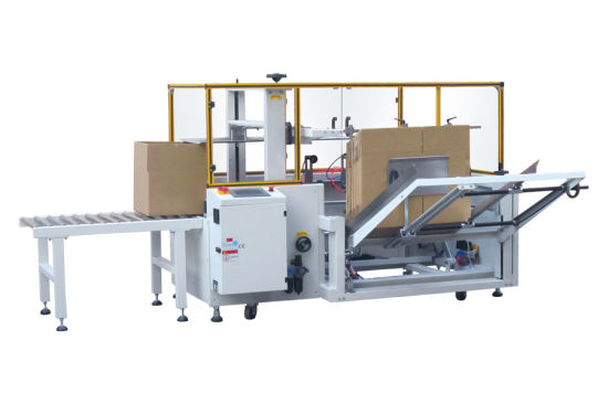 Automatic Box Erector Machine for Carton Erecting pictures & photos