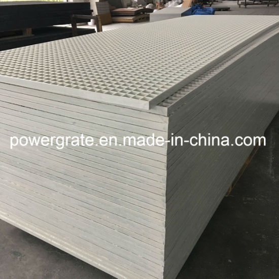 Smooth Surface Fiberglass FRP Molded Grating pictures & photos