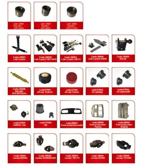 3 Point Link Kit Yanmar Kubota Front Protection (Ym/Kb/Tx)