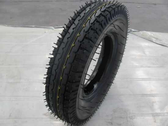 Tricycle Motorcycle Tire Tube 400-8 5.00-12 (LT-02) pictures & photos