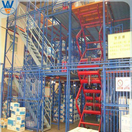 Prefab Mezzanine Systems Steel Mezzanine Rack