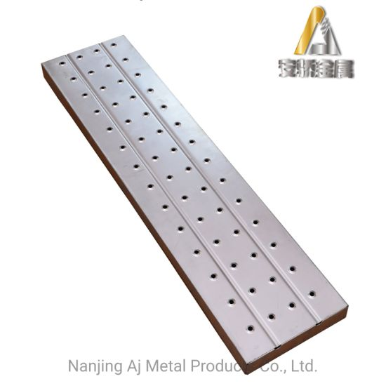 All Size Scaffolding Plank with Printable Tag Toe Board Scaffold