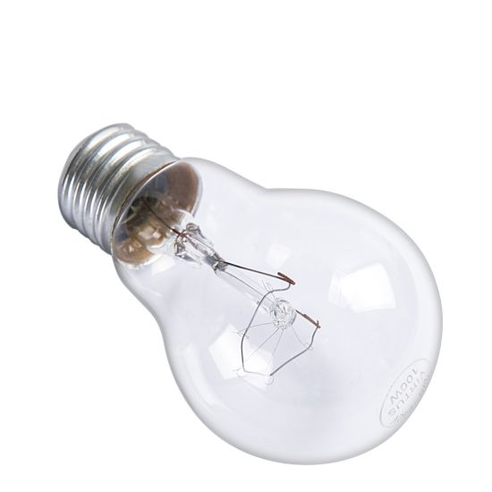 1x 6W LED Blue Coloured GLS A60 Light Bulb Lamp BC B22 Low Energy 110-265V