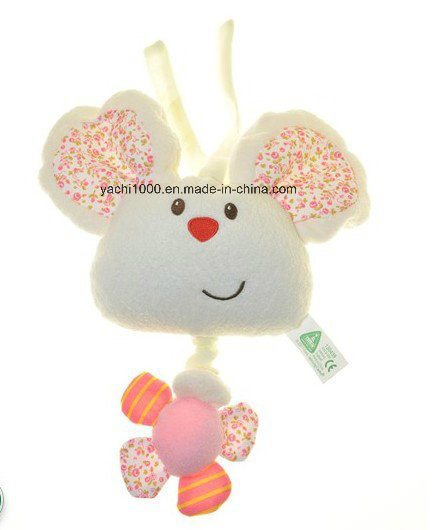Wholesale New Baby Products Animal Rattle Toy with Music