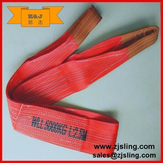 6t Polyester Webbing Sling 6t X 3m Brown (customized) pictures & photos