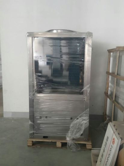 304/316 Stainless Steel Case Swimming Pool Air Source Heat Pump pictures & photos