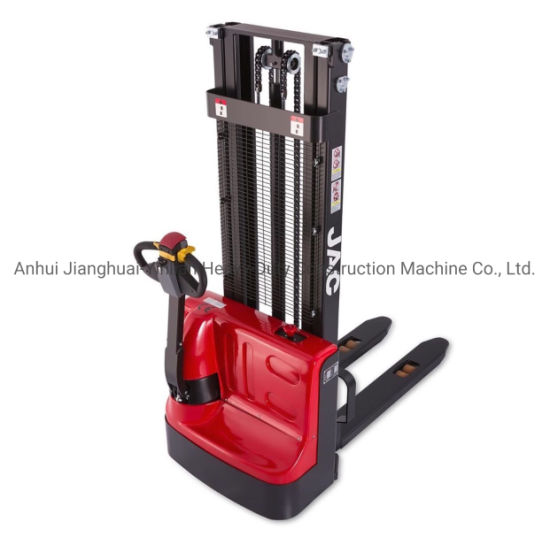 JAC Walking Electric Pallet Truck / Cdd10j / Electric Stacker