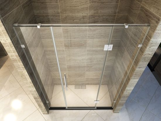 Sanitary Hinge Cheap Free Standing Modern Shower Room