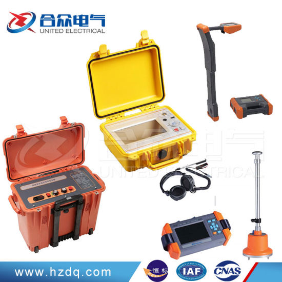 High Voltage Long Distance Tdr Buried Cable Sheath Fault Locator/Electric Tester