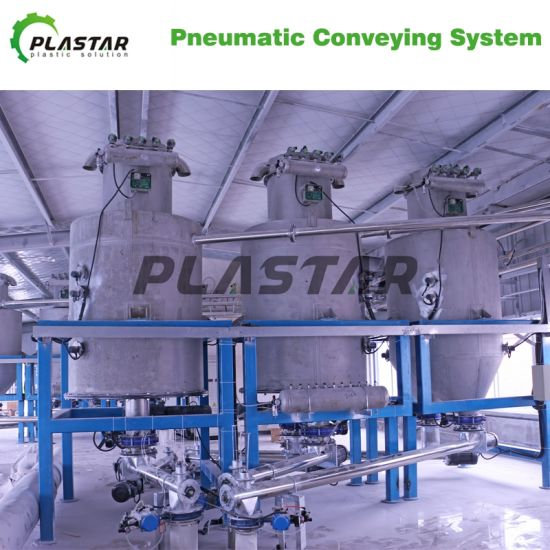 Powder Pellet Material Lean Phase Pneumatic Conveying Dosing System