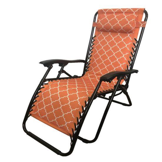 Adjustable Custom Garden Folding Camping Chair Outdoor