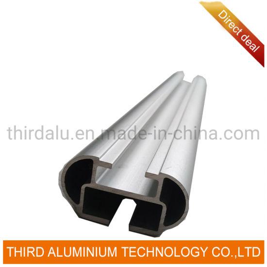 Exdruded Aluminum for Modern Furniture design, Kitchen Door Frame Aluminum Profile