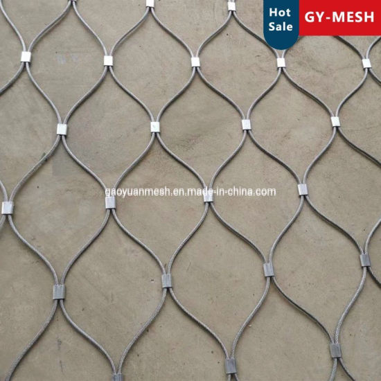 X-Tend Stainless Steel Rope Mesh/Stainless Steel Wire Mesh Fence