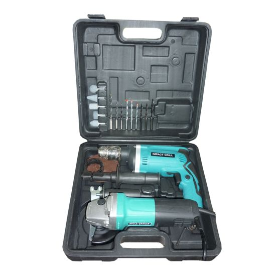 Philippines Market Good Selling Makita Model 2in1 Electric Tool Set