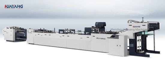 Zdj-1200CS Automatic Sheeting-Feeding Paper Bag Making Machine