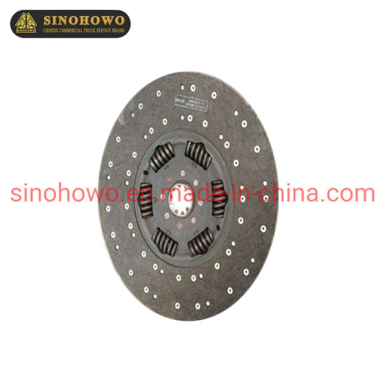 Hot Sale, Clutch Disc 712W30000-6001 Used for Chinese/Japanese Brand Truck Higer Kinglong Bus HOWO T5g T7h Truck