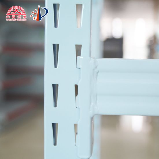 High Quality Industrial Metal Anti Corrosive Heavy Duty Selective Pallet Storage Warehouse Long Span Rack