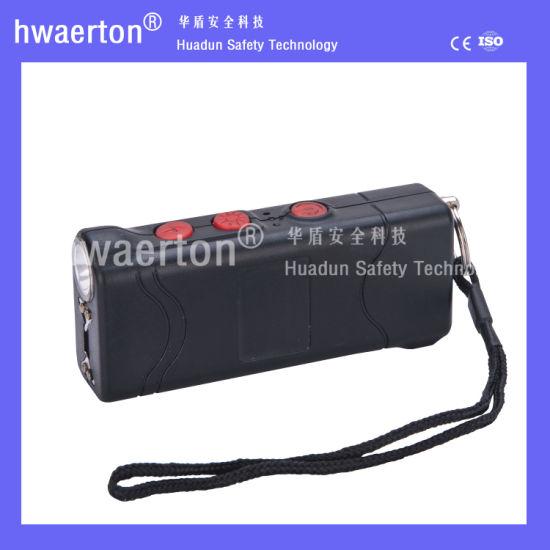 Hot Sale Self Defense Rechargeable Battery Portable Stun Gun