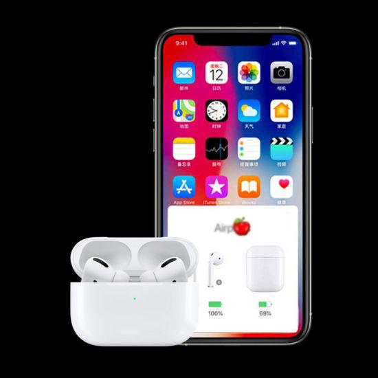 2020 Original 1: 1 Tws Earphone Wireless Earbuds Noise Cancelling Earphones Sports Headphone for Air Pods PRO