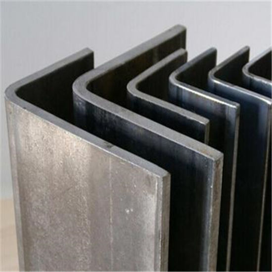 Structural Prime Quality Slotted Angle Iron Bar Hot Rolled Ms Angel Steel Profile Equal or Unequal Steel Angle Bars