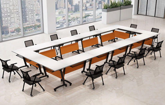 Wholesale Office Durable Modern Chinese Wooden Meeting Table Conference Table