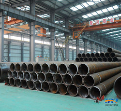 China Supplier S355j2 Cold Drawn Alloy Seamless Steel Pipe