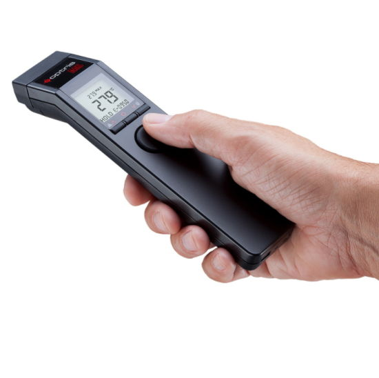 Non-Contact Body Temperature Screening Device Hand-Held Body Temperature Measuring Device pictures & photos
