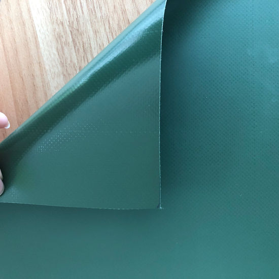 PVC Knife Coated Fabric for Bag, Mattress, Bedding, Agriculture, Hospital