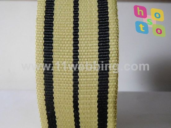 High Strong Kevlar Webbing for Fire Safety Belt pictures & photos