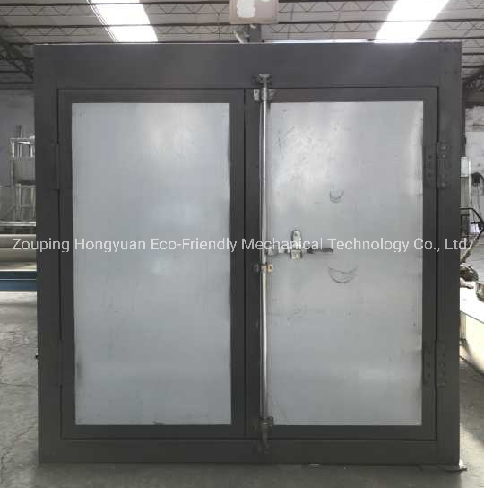 Drying Oven for Powder Coating Application Use with Electric Heaters
