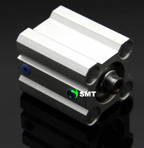 ISO Standard Sda Series Pneumatic Compact Air Cylinder pictures & photos