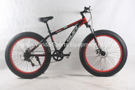 7speed 26*16inch Steel Fat Bike