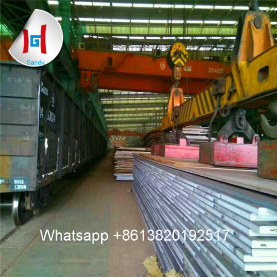ASTM SA537 Class Cl1 / Cl2 / Cl3 Pressure Vessel Alloy Steel Plate Price pictures & photos