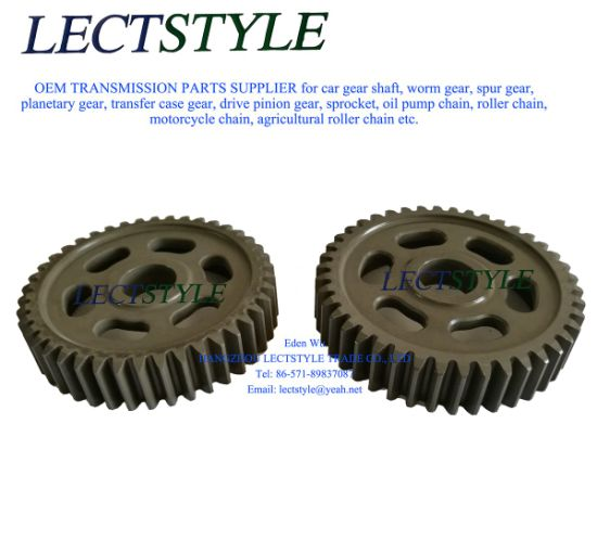 Automotive Transmission Cluster Reverse Gear Transfer Case Input Gear pictures & photos