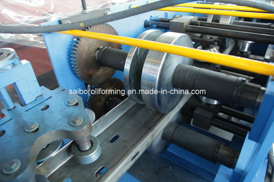 Z Purlin Roll Forming Machine pictures & photos