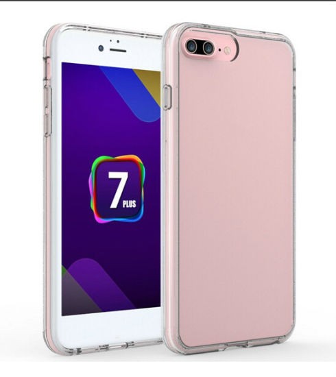 China 2017 Latest High Quality TPU Mobile Case for iPhone 7 Plus