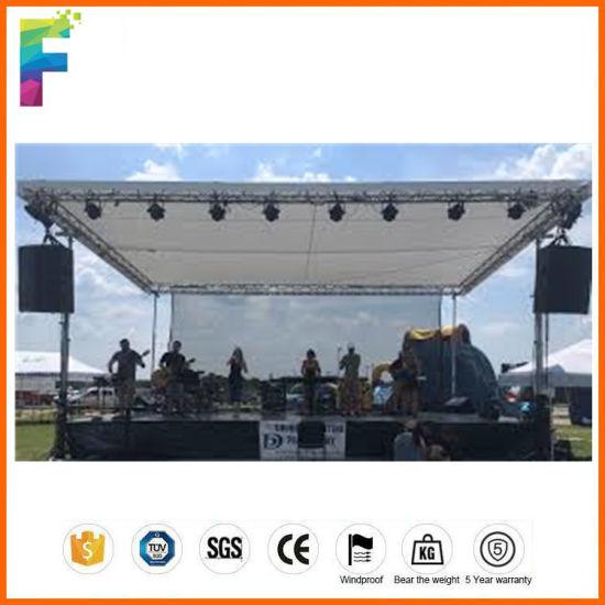 Concert Stage Roof Truss, Speaker Truss, Lighting Truss