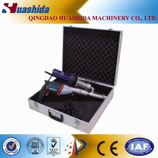Portable Plastic Welding Machine Metabao Motor (HJ-30B) pictures & photos
