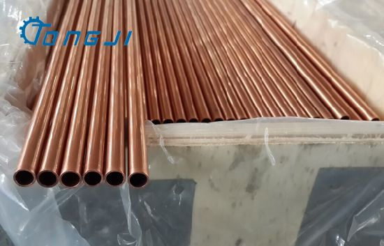 Lowest Price Seamless Copper Tubes for Heat Exchanger pictures & photos