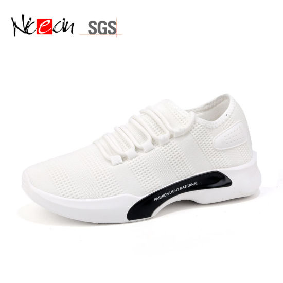 s Shoes Sneakers Flying Weave Coconut
