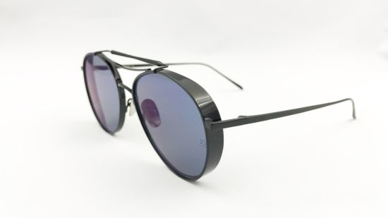 Top Selling Gentle Monste Style Metal Sunglasses for Man and Woman. pictures & photos