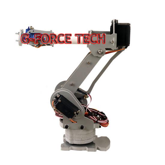 6-Axis Parallel-Mechanism Laser Cut Robotic Arm Robot