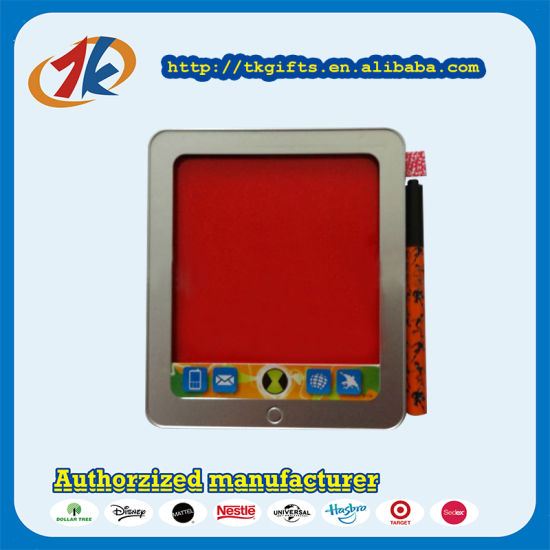 Funny Plastic Erasable Drawing Board Toy for Kids