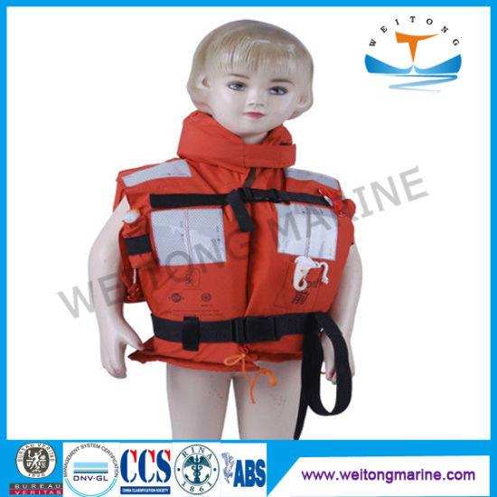 Child/Kid Solas Marine EPE Foam Life Jacket/Lifejacket with Ec/CCS Certificate