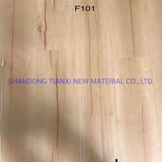 Edge with Treatment Four Sides Click System AC4 Grade HDF Laminated Flooring