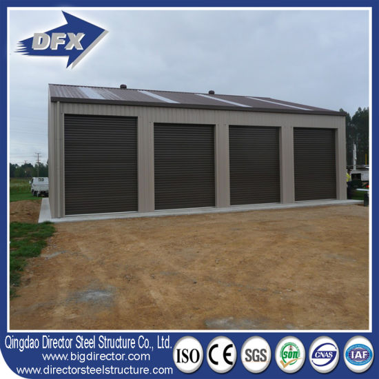 80X100 Metal Steel Building Insulated Warehouse pictures & photos