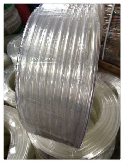 Non-Toxic PVC Clear Transparent Unreinforced Water Level Hose/Pipe/Tubes